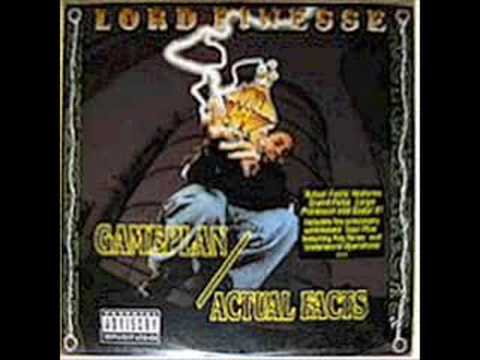 lord finesse - soul plan