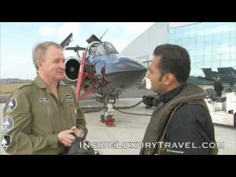 Inside Luxury Travel - Cape Town - Flying in a Fighter Jet