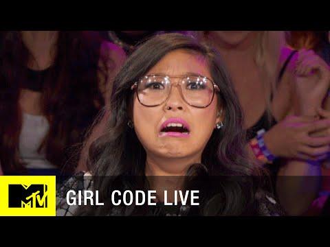 'Vagina Tales' Official Clip   Girl Code Live   MTV
