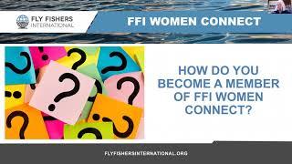FFI Online Season 1: Introduction To FFI Women Connect With Patty Lueken