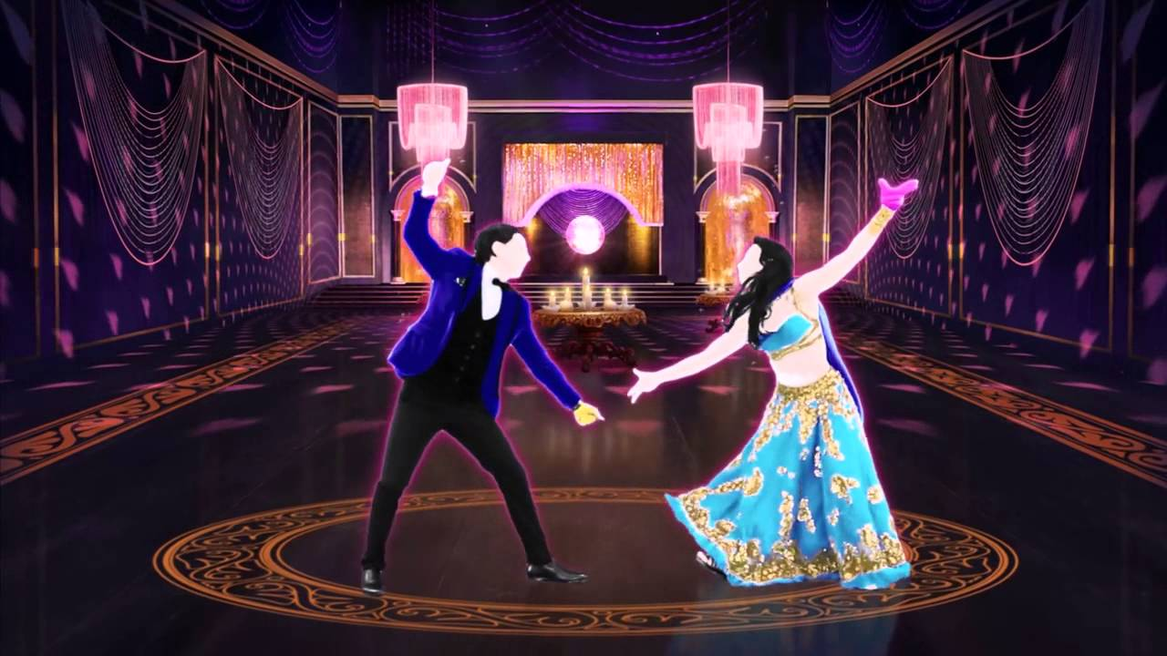 India dance show
