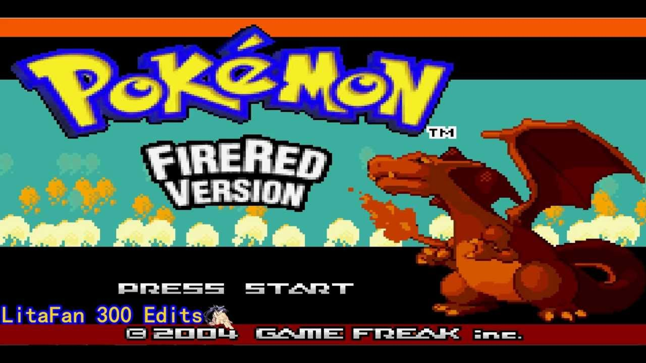 Pokémon: FireRed Version [USA] - FREE ROMs ISOs Download ...