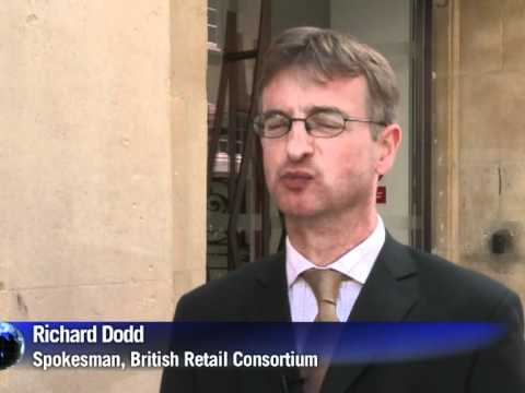 British economy teeters amid riots