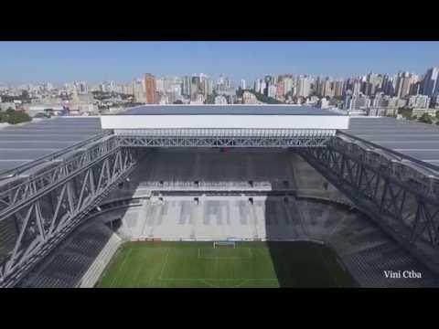 Arena da Baixada Brazil stadium