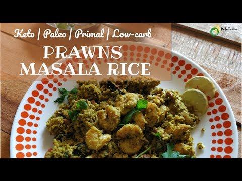 keto-prawns-masala-rice-(-keto-shrimp-recipe/-keto-prawn-recipe)
