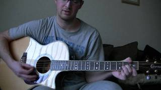 Comes a time by Neil young guitar lesson