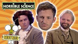 Horrible Science - Brilliant Scientists | Best Interviews | Science for Kids