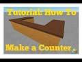 How to Make a Basic Counter [Watch With Subtitles]
