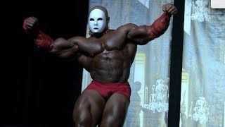 Kai Greene | Guest Posing at the NPC Midwest Championships