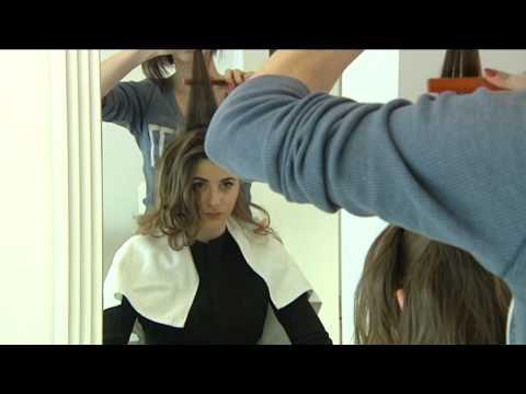 Видео – уроци: Обем с къдрици