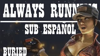 Buried | Easter Egg Song - Always Running Sub Español - Malukah | Black Ops 2 [ HD ] [ HQ ]