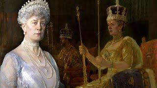 María de Teck, reina consorte de Reino Unido, la abuela de Isabel II de Inglaterra.