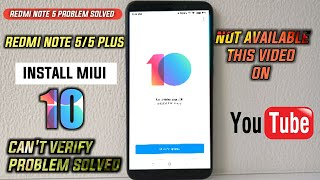 HOW TO INSTALL MIUI 10 IN REDMI NOTE 5/5 PLUS WITHOUT ANY PROBLEM  NO ROOT