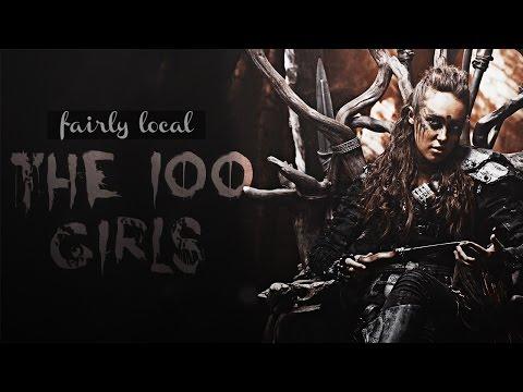 ►the 100 girls | fairly local