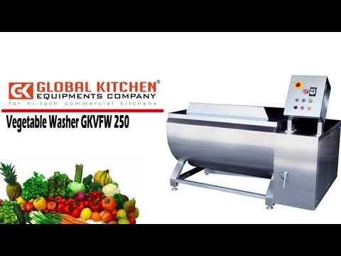 Vegetable Washing Machine - Global Kitchen Equipment Company,coimbatore