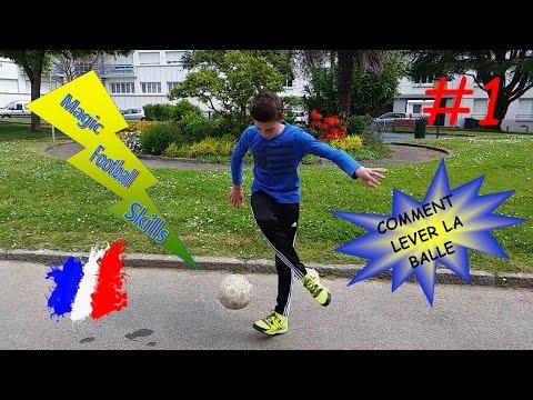 COMMENT LEVER LA BALLE AVEC DU STYLE / TUTO #6/FREESTYLE
