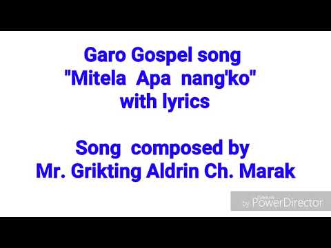 Mitela Apa Nangko Lyrics