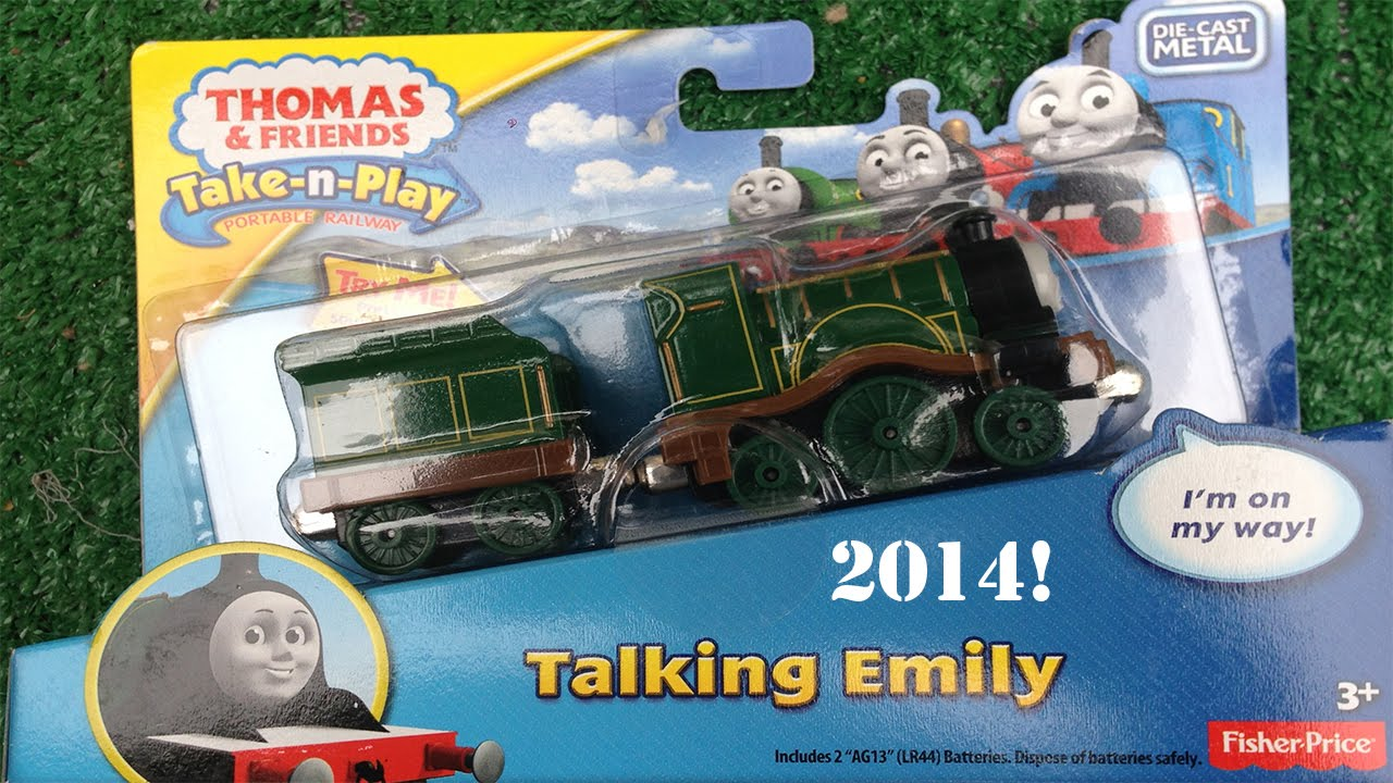 thomas trackmaster compatible with take n play