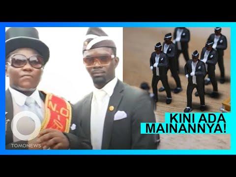 Meme Coffin Dance Pallbearers dari Ghana kini ada Miniatur-nya! - TomoNews