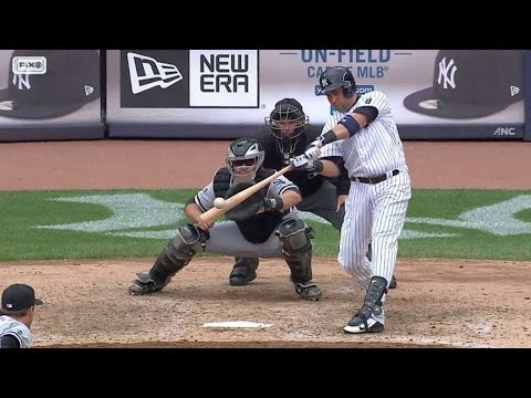 Beltran gives Yankees lead on 400th big fly