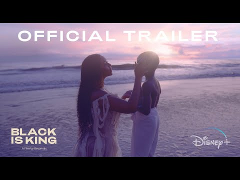 Black Is King trailers