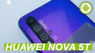 Anteprima Huawei Nova 5t: HARDWARE TOP ma prezzo da medio gamma