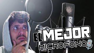 EL MEJOR MICRÓFONO PARA GRABACIÓN [AudioTutorials]