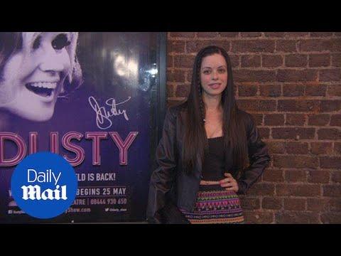 S Club 7's Tina Barrett attends Dusty Gala Night in 2015 - Daily Mail