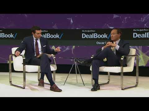 DealBook 2017: The View From 35,000 Feet