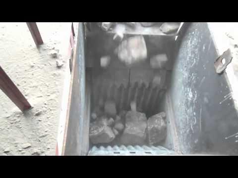 Rock jaw crusher/jaw crushing machine supplier