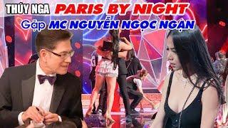 Người đẹp chen chúc xem Thúy Nga Paris By Night 130 để gặp MC Nguyễn Ngọc Ngạn tại Singapore