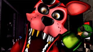 UCN Animated Jumpscares & Voice Lines