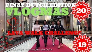 🎄Vlogmas Day 19 & 20 | LAVAWALK CHALLENGE Behind The Scenes | ft LinOnTheGo,Stephanie,Aileen,Kyn