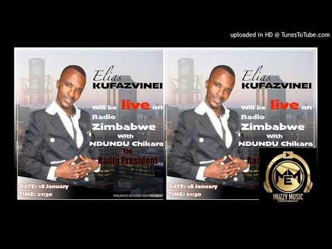 Elias Kufazvinei Live On Radio Zimbabwe With Ndundu Chikara 18.01.19