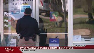 Two Austin FedEx locations involved in bomb investigation