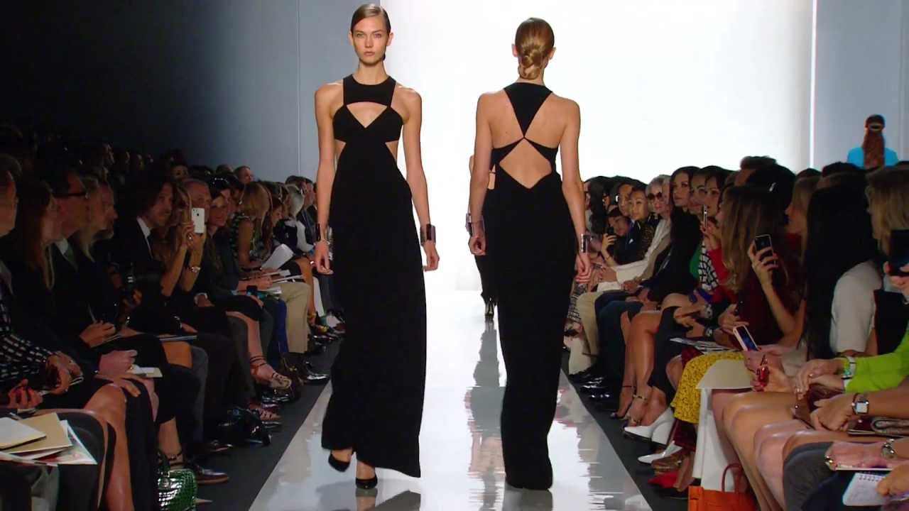 Michael kors spring 2013 runway show youtube for Runway fashion show video