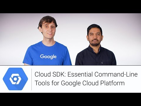 Cloud SDK: Essential Command-Line Tools for Google Cloud Platform