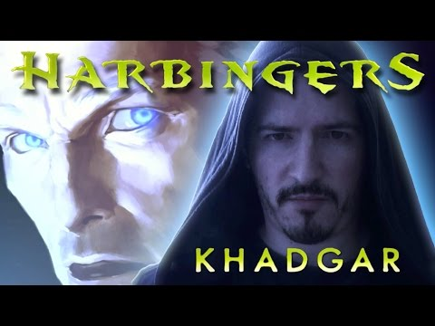 HARBINGERS: KHADGAR - REACTION & REVIEW