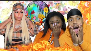 ‪NICKI SNAPPED 🔥🔥| ‬Future - Transformer Ft. Nicki Minaj (WRLD ON DRUGS) |REACTION!!!