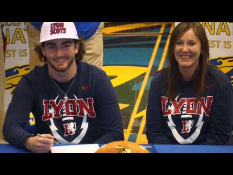 Sheridan School District National Signing Day 2016