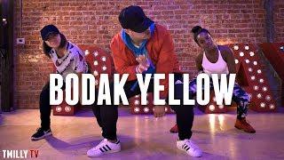 Cardi B - Bodak Yellow - Dance | Choreography by Mikey DellaVella - #TMillyTV #Dance