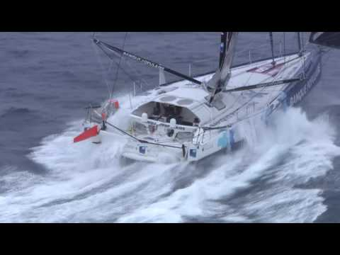 Vendee Globe   - Southern Ocean Match Racing - from the French Navy