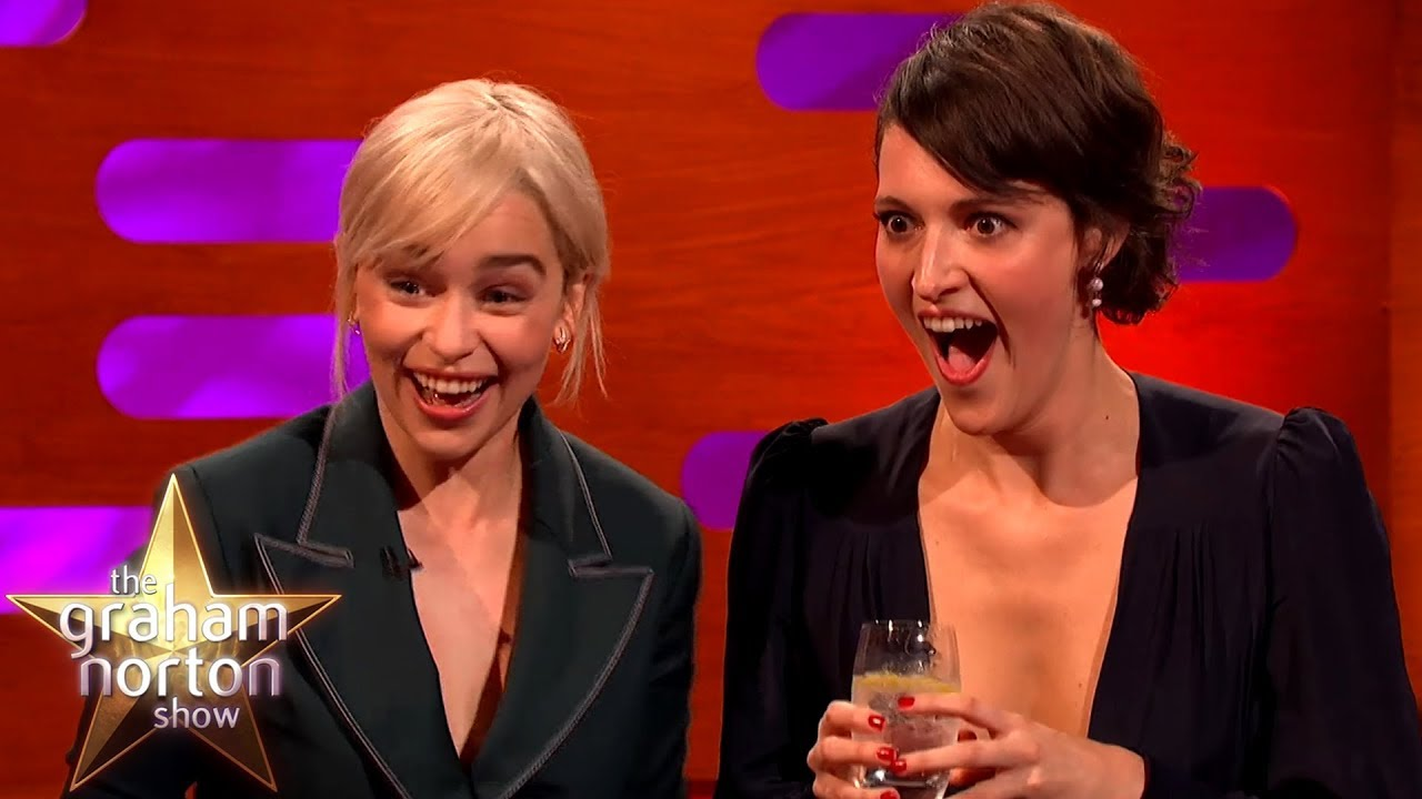 Emilia Clarke Desperately Tries Not To Spoil The New Star Wars | The Graham Norton Show