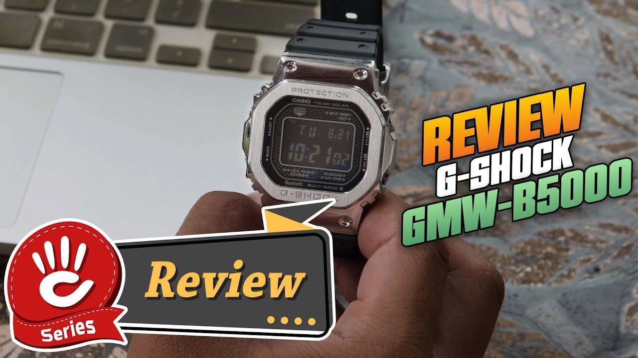G-shock Review #19 | G-Shock 15 Củ GMW-B5000 Củ Mặt Kim Loại Có Gì Đặc Biệt?