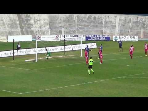 Forlì F.C. - Sasso Marconi : 2-3 _ 21-02-2018