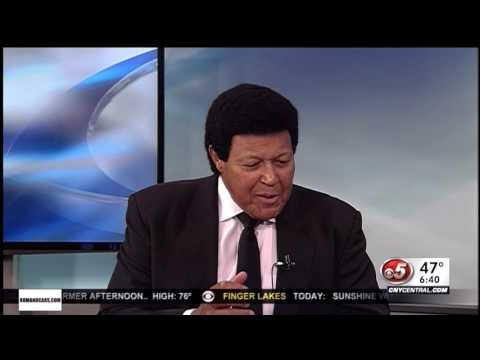 Chubby Checker interview CBS 5