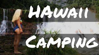 HAWAII Teil 2   CAMṖING auf KAUAI   Ratgeber   WELTREISE Vlog