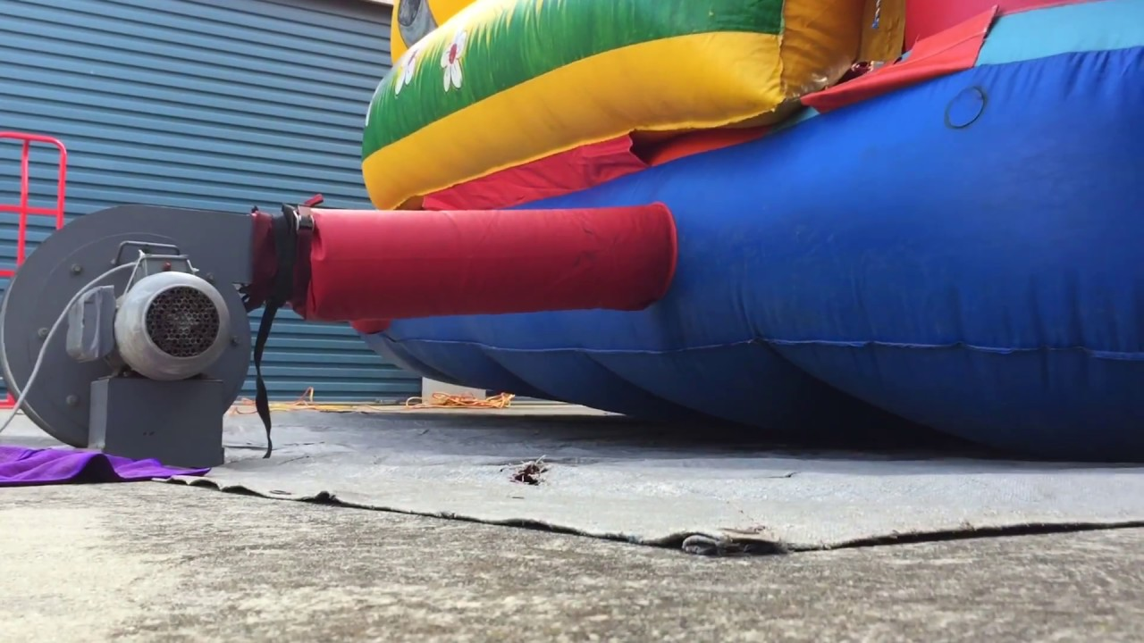 Jumping Castle Blower Bounce Youtube