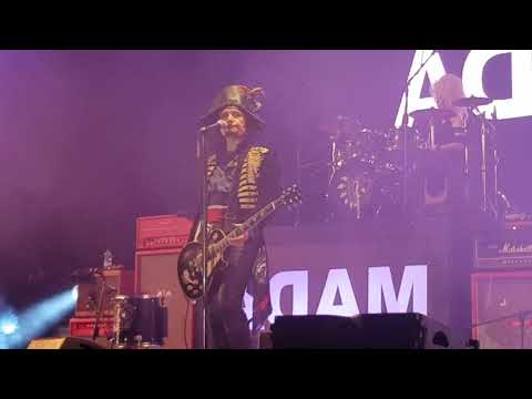 Adam Ant-'Prince Charming' @ let's rock the moor, cookham 19/5/18
