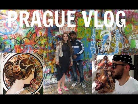 Travel Vlog Prague   3 days in Czech Republic